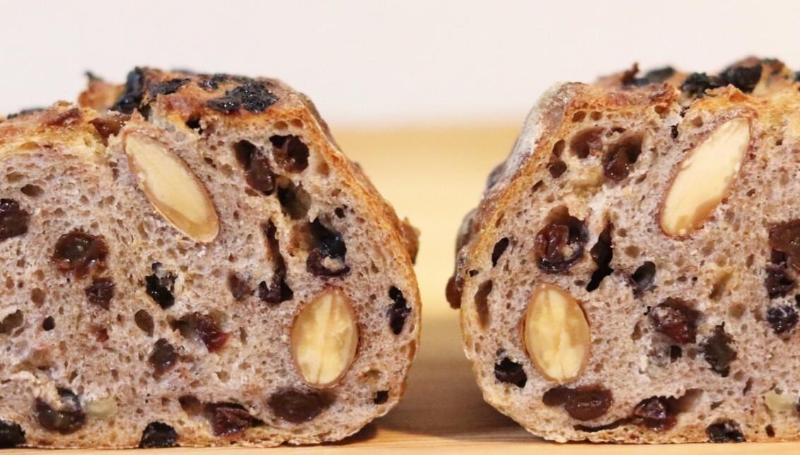 【埼玉・川越】『Boulanger Lunettes(ブーランジェ リュネット)』〜「はなまんてん」で満点のパン達!編〜